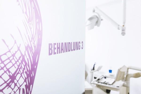 Behandlungszimmer - Zahnarzt Ruthenberg