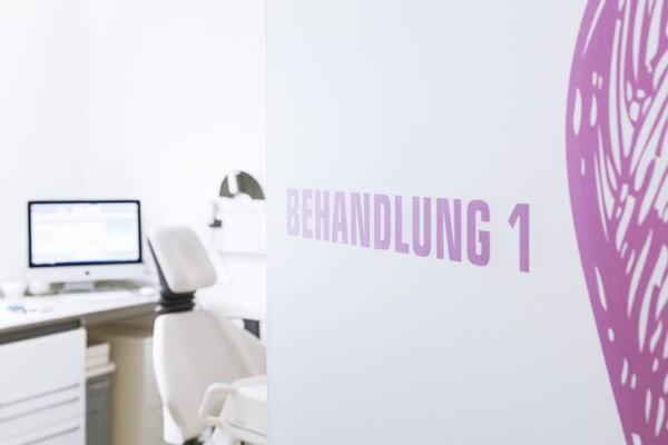 Behandlungszimmer 1 - Zahnarzt Ruthenberg